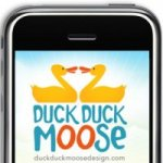 Giveaway – Award Winning Duck Duck Moose iphone Apps for Kids