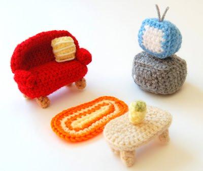 Mini Amigurumi Blog : Redtedarts Blog Bringing Colour & Art to Childrens Hearts